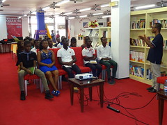 DSC07604 (American Corner Yamoussoukro (INP-HB)) Tags: leadership life training seminar workshop american corner yamoussoukro