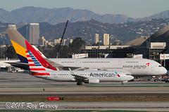 N910NN at LAX (320-ROC) Tags: americanairlines american n910nn boeing737 boeing737800 boeing737823 boeing 737 737800 737823 b738 klax lax losangelesinternationalairport losangelesairport losangeles imperialhill california