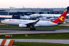 Tianjin Airlines   Airbus A330-200   B-8959   London Heathrow (Dennis HKG) Tags: tianjinairlines cgr gs bohai aircraft airplane airport plane planespotting canon 7d 100400 london heathrow egll lhr airbus a330 a330200 airbusa330 airbusa330200 b8959
