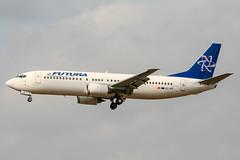 EC-IVR (PlanePixNase) Tags: aircraft airport planespotting bru ebbr brussels brüssel bruxelles zaventem futura boeing 737 737400 b734