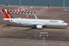Philippines A321-271N RP-C9933 001 (A.S. Kevin N.V.M.M. Chung) Tags: aviation aircraft aeroplane airport airlines plane spotting macauinternationalairport mfm taxiway airbus a320series a321neo