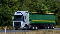 BS19134 (18.08.09, Motorvej 501, Viby J)DSC_7638_Balancer (Lav Ulv) Tags: 257955 rentaltruck unmarked volvo volvofh fh500 e6 euro6 6x2 white bulktipper amttrailer 2017 fh4 truck truckphoto truckspotter traffic trafik verkehr cabover street road strasse vej commercialvehicles erhvervskøretøjer danmark denmark dänemark danishhauliers danskefirmaer danskevognmænd vehicle køretøj aarhus lkw lastbil lastvogn camion vehicule coe danemark danimarca lorry autocarra danoise vrachtwagen motorway autobahn motorvej vibyj highway hiway autostrada trækker hauler zugmaschine tractorunit tractor artic articulated semi sattelzug auflieger trailer sattelschlepper vogntog oplegger sættevogn