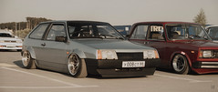 Ekb Stance Meet '19 (нечелкастое быдло) Tags: stance stancenation ekaterinburg cars lowcars ugphotography ug unluckyghost obsset style art russianstance vaz 2108 2105 lada лада ваз стенс static