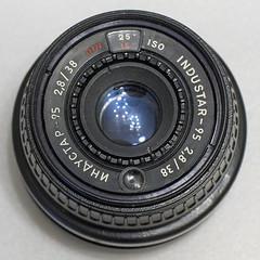 Индустар-95/Industar-95 38 mm f/ 2.8 (ang-yan) Tags: индустар95industar95 38 mm f 28 elikon еликон 35cm
