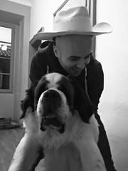 i cowboys non mollano (me, paolo and the seven wonders + two&little3) Tags: federico soraya cane dogchienperro hund kutya sanbernardo picmonkey