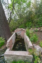 1905 Maverick Spring Old Tank (c.miles) Tags: coronadonationalforest maverickspring maverickspringtrail santacatalinamountains tank water