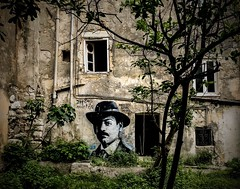Corfu town back streets (John Chorley) Tags:
