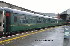 301 at Connolly, 9/5/19 (hurricanemk1c) Tags: railways railway train trains irish rail irishrail iarnród éireann iarnródéireann 2019 rpsi railwaypreservationsocietyofireland mk2 mark2 dublin connolly 5207 301