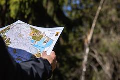 suunnistuskartta (VisitLakeland) Tags: finland kuopio kuopiotahko lakeland forest kartta kevät luonto maisema map nature outdoor scenery spring suunnistus suunnistuskartta