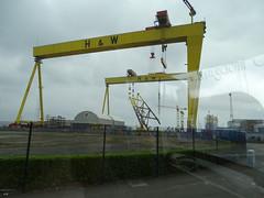 Giant Shipbuilding Crane, Belfast (BarbPatch) Tags: ireland northernireland belfast vacation