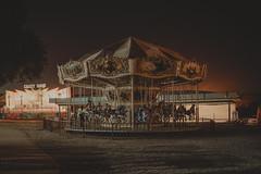 When the world's asleep (elsableda) Tags: circus johannesburg south africa night carousel carnival carnivale lights horses theme park