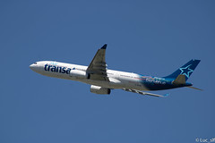 A330-343 Air Transat // msn : 0407 (Luc_slf) Tags: airbus a330 airtransat specialivery special toulouseairport toulouse toulouseblagnac aéronautique aeronaitics aeroport aeroporttoulouseblagnac