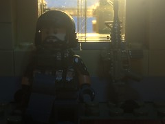 Fallen angel (Aidas S) Tags: lego military moc toy soldier gun weapon