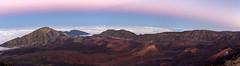 Alehe-ka-la (Ramen Saha) Tags: nationalpark haleakala haleakalā haleakalanationalpark crater cindercone hawaiʻi hawaii ramensaha haleakalānationalpark kalahakuoverlook maui beltofvenus earthsshadow mounakea maunaloa