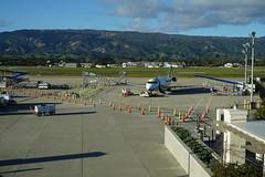 OO Bombardier CRJ-200ER N932SW (kevincrumbs) Tags: santabarbara santabarbaramunicipalairport sba ksba unitedairlines unitedexpress ua skywest skywestairlines oo bombardier crj crj200 crj200er n932sw airliner