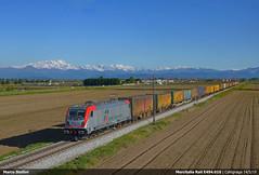 Mercitalia E494.010 (Marco Stellini) Tags: mercitalia rail italia e494 traxx 3 bombardier dc fs ferrovie dello stato