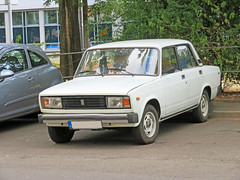 Lada Nova (www.nbfotos.de) Tags: lada nova 2107 auto automobil car