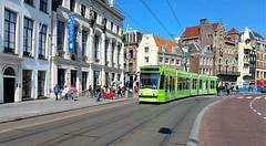 E-Olé (Peter ( phonepics only) Eijkman) Tags: amsterdam city combino gvb tram transport trams tramtracks trolley rail rails streetcars strassenbahn nederland netherlands nederlandse noordholland holland