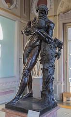 2019/02/24 17h09 Jacopo del Duca, «Silène avec le jeune Bacchus» (1571-1574), Galerie des Offices (Florence) (Valéry Hugotte) Tags: 24105 duca firenze florence galeriedesoffices galleriadegliuffizi italia italie italy jacopodelduca silenoebaccofanciullo silenusandtheyoungbacchus silèneetlejeunebacchus canon canon5d canon5dmarkiv musée sculpture silène statue