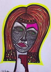Jewish artist woman contemporary art drawings (female artwork) Tags: frame view image gallery museum woman original art drawings painter painters paintings paint galleries paitings exhibit images visual naivi draw drawing painting artist collectors collection exhibition jewish women illustration wood relief sculpture modern israeli israel contemporary portrait acrylic canvas pencil markers female