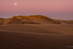 Under the moonlight (Ana Isabel Iranzo) Tags: dunes dunas desierto desert namibia canon ana isabel iranzo puesta de sol