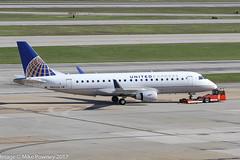 N88326 - 2015 build Embraer 175-200LR, under tow at Houston (egcc) Tags: 326 170200lr 17000478 ash bush emb175 embraer embraer175 houston iah intercontinental kiah lightroom mesaairlines n88326 staralliance texas ua ual united unitedairlines unitedexpress