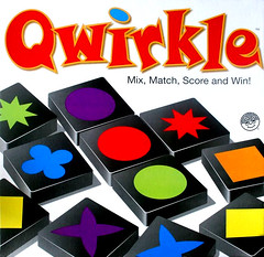 Qwirkle: Mix, Match, Score and Win! (Vernon Barford School Library) Tags: qwirkle quirkle game games gaming matchinggames matching match matched educationalgames shapes colour color colors strategy strategic strategygame vernon barford library libraries new recent junior high middle school vernonbarford 803979004105 colours strategygames
