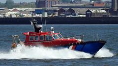 DSCN5587 (Darren B. Hillman) Tags: turnstone briggsmarineservices peelports rivermersey ebbtide nikon p900 liverpool pilots pilot launch pilotboat