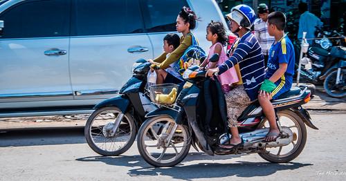 2019 - Cambodia - Sihanoukville - Phsar Leu Market  - 23 of 25