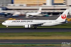 Japan Airlines [JL][JAL] / JA654J / 767-346ER / RJTT (starger64) Tags: canoneos5dmarkiv ef1004004556lisii rjtt hnd hanedaairport 羽田機場 東京国際空港 boeing767346er boeing ja654j 767 767300er 763er japanairlines jal 日本航空 aviation aircraft airplane arlines jl910