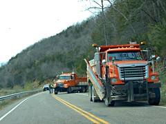Happy Truck Thursday (novice09) Tags: htt truckthursday road rural ipiccy westernstar sterling