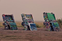 Cadillac Ranch, TX - Icons of the Southwest USA (The Shared Experience) Tags: iconic southwest usa 2017 sonydslr sonyalpha travel desert