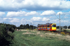 Mannheim im Revier (trainspotter64) Tags: strasenbahn streetcar tram tramway tranvia tramvaj tramwaje nrw ruhrgebiet duisburg vrr düwag gt8 rheinland