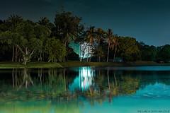 The Lake (I AM LESLIE . JT) Tags: lake malaysia taiping landscape nikon d850 58mm nikkor