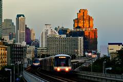 DSC_1548 (Kyp-chan) Tags: thailand bangkok กรุงเทพมหานคร บางกอก train bts travel voyage