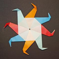 TOKYO TSURU STAR (mganans) Tags: origami star