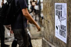 nossa arma 15m (rodolfot_) Tags: rio de janeio 15m ato pela educação ufrj universidade pública ensino protesto