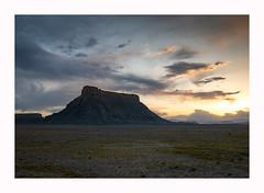 Badlands Sunset (www.halkaphoto.com) Tags: usa americansouthwest utah badlands caineville factorybutte desert arid clouds sand desertplants upperbluehills waynecounty mancosshale coloradoplateau nikon d850 afs1635mmf4gvr leefilters sunset