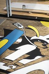 DSC_9059-processed (Chairman Ting) Tags: blog post artinstallation mural chairmanting carsonting characters art illustration muralart saltspringisland customhome nikond600 nikkor50mm documentation