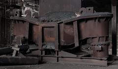 HF6-16 (deadplaces-de) Tags: hf6 abandoned steelmill blastfurnace liege