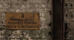 Returned works (deadplaces-de) Tags: hf6 abandoned steelmill blastfurnace liege