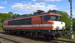 E-Lok 1831, Bj. 1980-83 durch Alsthom/F (Thorsten Mothes) Tags: class1600 1631 1831 9904 locon alsthom voorburg eisenbahn elok lok nl nederlandsespoorwegen