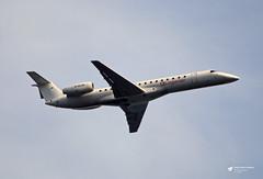 G-RJXI Embraer ERJ-145EP, Loganair, Saltford, Somerset (Kev Slade Too) Tags: grjxi embraer erj145 loganair lm1763 logan1763 saltford somerset