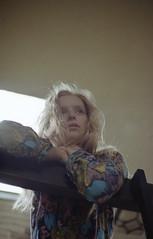 Charlotte Parker (fraser_west) Tags: film analog portrait youth 35mm kodak canon muse eos3 kodakcolour200 leicester naturallight wetheconspirators