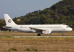 OY-RUZ (QC PHOTOGRAPHY) Tags: rhodes diagoras greece july 30th 2018 dat danish air transport a320200 oyruz