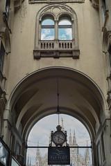 Milano - Passaggio Duomo (Bruno Carrettoni) Tags: fujifilm leica città milano