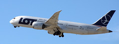 Boeing 787-800 SP-LRF (707-348C) Tags: losangeles thehill klax passenger airliner jetliner boeing dreamliner splrf lotpolishairlines lot ca polishairlines california rr lax b788 usa 2019