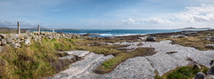To The Sea (kckelleher11) Tags: 1240mm olympus connemara em1 galwayireland mzuiko omd panaorama panoramic sea skpc trip