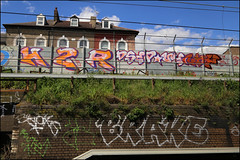 H2R / Dsep / Wendy / Brake (Alex Ellison) Tags: h2r dsep osv wendy brake add eastlondon urban trackside railway graffiti graff boobs