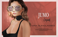 Max Sunglasses Full Pack (junemonteiro) Tags: jumo originals chic mesh fashion glamour
